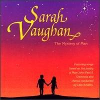 sarah vaughan - mystery of man CD 1995 kokopelli used