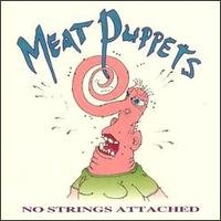 meat puppets - no strings attached CD 1999 SST used mint