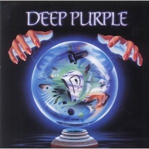 deep purple - slaves and masters CD 1990 RCA used mint