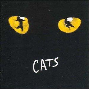 cats - complete original broadway cast recording CD 2-discs 1981 1983 geffen RUC japan