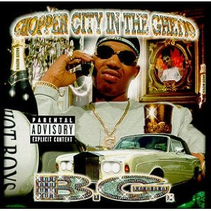 B.G. - chopper city in the ghetto CD 1999 cash money universal used
