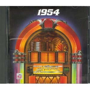 your hit parade 1954 - various artists CD 1989 CBS time life used mint