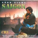 good night saigon CD 3 - various artists CD 1994 disky used mint