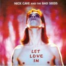 nick cave - let love in CD 1994 elektra used mint