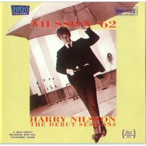 harry nilsson - nilsson '62 debut sessions CD 1995 rpm UK used mint