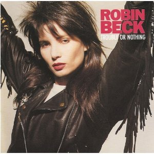 robin beck - trouble or nothin CD 1989 polygram used mint