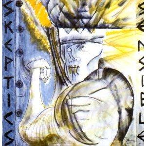 sensible - skeptics CD 1992 flying nun records new zealand used mint