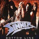 sinner - bottom line CD 1995 zero MSO made in japan used mint