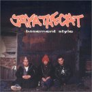 jaya the cat - basement style CD 2001 gold circle used mint