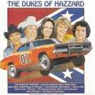 dukes of hazzard CD 1982 volcano zomba 12 tracks used mint