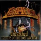 lionheart - unearthed raiders of the lost archives CD 2-disc box 1999 pony cannyon japan used mint