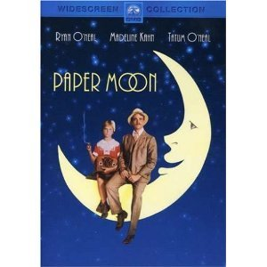 paper moon - ryan oneal madeline kahn tatum oneal DVD 2003 paramount used mint