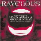 ravenous original motion picture soundtrack - damon albarn michael nyman CD 1999 virgin used mint