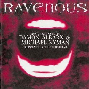 ravenous original motion picture soundtrack - damon albarn michael nyman CD 1999 virgin used mint