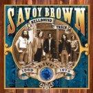 savoy brown - hellbound train live 1969 ~ 1972 CD 2-discs 2003 castle mint