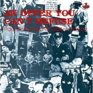 paul butterfield & walter horton - an offer you can't refuse CD 1999 M.I.L. new