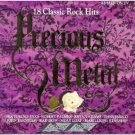 precious metal - 18 classic rock hits CD 1989 stylus music used mint