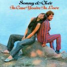 sonny & cher - in case you're in love CD 1998 sundazed used mint