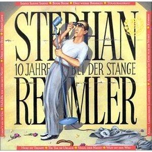 stephan remmler - 10 Jahre Bei Der Stange CD 1990 phonogram used mint