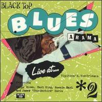 Black Top Blues-A-Rama Vol. 2 CD 1988 black top used mint