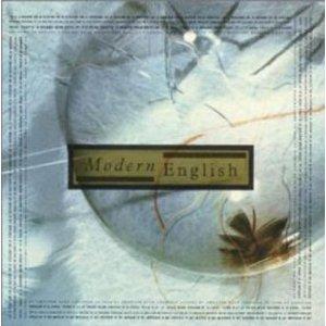 modern english - ricochet days CD 1992 4AD UK used mint