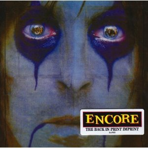 alice cooper - from the inside CD 1978 warner 2008 rhino used mint