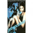 provocateur VHS 1998 live entertainment 104 mins rated R used mint