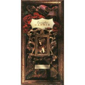 emmy lou harris - portraits CD 3-disc boxset 1984 reprise CBS used mint