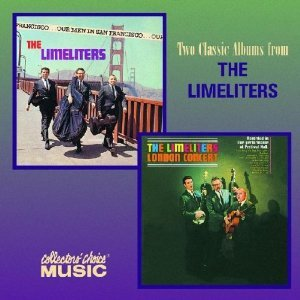 limeliters - our men in san francisco & london concert CD 2000 collectors choice used mint