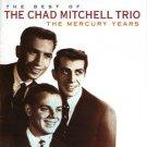 best of chad mitchell trio - mercury years CD 1998 mercury polygram used mint