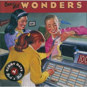 glory days of rock n roll - one hit wonders CD 2-discs 1999 warner time life used mint