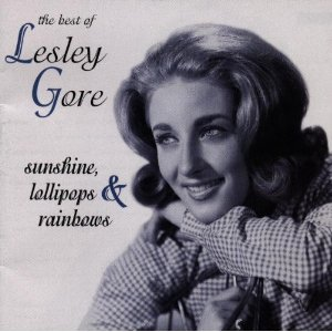 best of lesley gore - sunshine lollipops & rainbows CD 1998 rhino polygram used mint