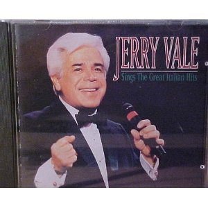 jerry vale sings the great italian hits CD 1995 sony used mint