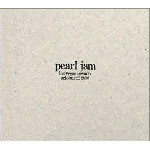 pearl jam - las vegas nevada october 22 2000 CD 2-discs used mint