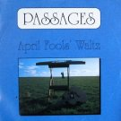 passages - april fools waltz CD 1989 amallama used mint