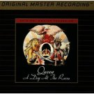 queen - at day at the races UDCD GOLD 1996 Mobile fidelity sound lab used mint