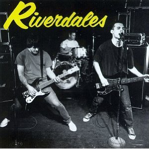 riverdales - lookout records number 120 CD 1995 lookout weasels used mint