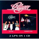 player - player and danger zone CD 2001 one way universal used mint