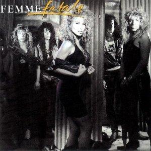 femme fatale - femme fatale CD 1988 MCA 10 tracks used mint