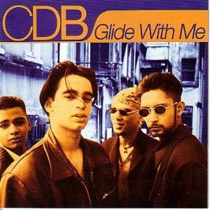CDB - glide with me CD 1995 midnight epic used mint