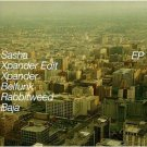 sasha - xpander ep CD 1999 deconstruction ultra used mint