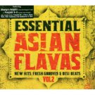 essential asian flavas vol.2 - various artists CD 2003 outcaste used near mint
