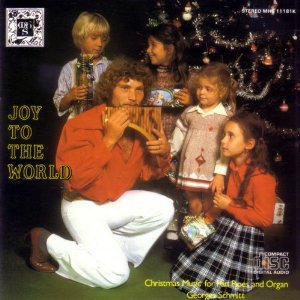 georges schmitt - joy to the world CD 1977 1979 musical heritage society UK used mint
