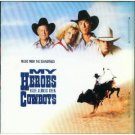 my heroes have always been cowboys - music from soundtrack CD 1991 RCA used mint