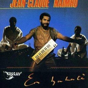 jean-claude naimro - en balate CD 2000 sono disc 7 tracks used mint