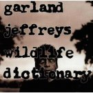 garland jeffreys - wildlife dictionary CD 1997 RCA BMG used mint