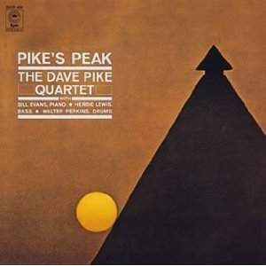 dave pike - pike's peak CD 1989 portrait masters CBS canada 5 tracks used