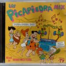 quique roca tejada - los picapiedra mix CD 2-discs 1994 blanco y negro used mint