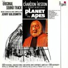 jerry goldsmith - planet of the apes - original sound track CD 1968 1990 project 3 used mint