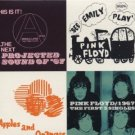 pink floyd - 1967 Singles Sampler The First Three Singles CD 1997 EMI UK used